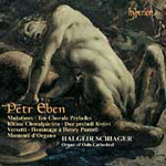 Eben: Organ Works, Vol 3 (CD)