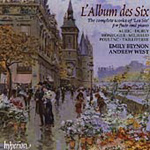 L'Album des Six (CD)
