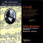 Litolff: Concertos Symphoniques Nos. 3 and 5 (CD)