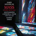 MacMillan: Mass and Sacred Music (CD)