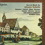 Schelle: Sacred Music (CD)