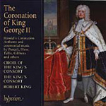 The Coronation of King George II (CD)