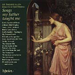 Songs my father taught me (CD)
