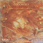 Godowsky: Sonata and Passacaglia (CD)