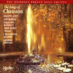 Chausson: Songs (CD)