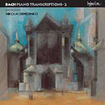 Bach/Busoni: Transcriptions, Volume 2 (CD)