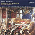 Walton: Choral Music (CD)