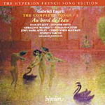 Fauré: The Complete Songs, Vol 1 (CD)