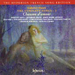Fauré: The Complete Songs, Vol 3 (CD)