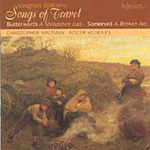 Butterworth: A Shropshire Lad; Vaughan-Williams: Songs of Travel (CD)