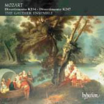 Mozart: Divertimenti K247 and K334 (CD)