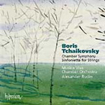 Tachikovsky, B: Music for Chamber Orchestra (CD)