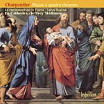 Charpentier: Mass for Four Voices (CD)