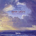 Pitts: Seven Letters & other Sacred Choral Works (CD)