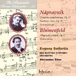 Blumenfeld; Nápravník: Works for Piano and Orchestra (CD)