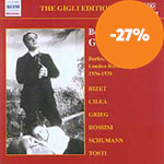 The Gigli Edition, Vol 9 (CD)
