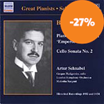 Beethoven: Piano Concerto No. 5; Cello Sonata No. 2, Op. 5 (CD)