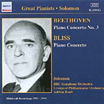 Beethoven/Bliss: Piano Concertos (CD)