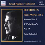 Beethoven: Piano Works Vol 3 (CD)