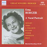 Erna Berger - A Vocal Portrait (CD)