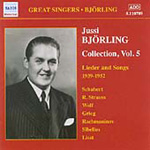 Jussi Björling - Collection, Vol. 5 (CD)