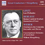 Mengelberg conducts Orchestral Works (CD)