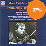 Great Violinists - Milstein (CD)