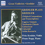 Kreisler Plays Kreisler (CD)