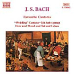 Bach: Favourite Cantatas (CD)