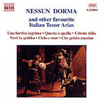 Nessun Dorma and other favourite Tenor Arias (CD)