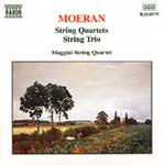Moeran: String Quartets; String Trio (CD)