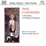 Piae Cantiones - Latin Song in Mediaeval Finland (CD)