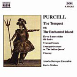 Purcell: The Tempest (CD)
