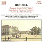 Hummel: Orchestral & Chamber Works (CD)