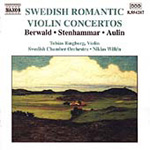 Swedish Romantic Violin Concertos (CD)