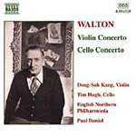 Walton: Cello Concerto; Violin Concerto (CD)