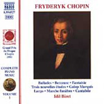 Chopin: Complete Piano Works 1 (CD)