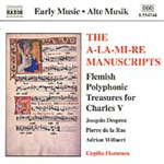 A-La-Mi-Re Manuscripts (CD)