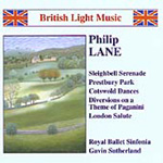Lane: Orchestral Works (CD)