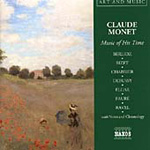 Art and Music - Claude Monte: Music of His Time (CD)