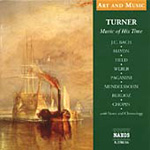 Turner - Music of His Time (CD)