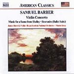 Barber: Orchestral Works, Vol 3 (CD)