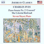 Ives: Complete Piano Music, Vol 1 (CD)