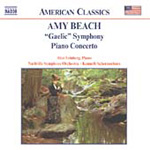Beach: Piano concerto; Symphony No 2 (CD)