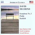 Diamond: Symphony No 3 (CD)