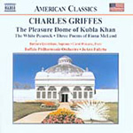 Griffes: Orchestral Works (CD)