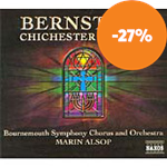 Bernstein: Chichester Psalms (CD)