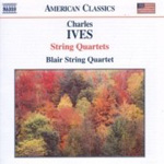 Ives: String Quartets (CD)