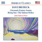 Brubeck: Piano Works (CD)