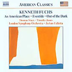 Fuchs, K: An American Place; Eventide; Out of the Dark (CD)